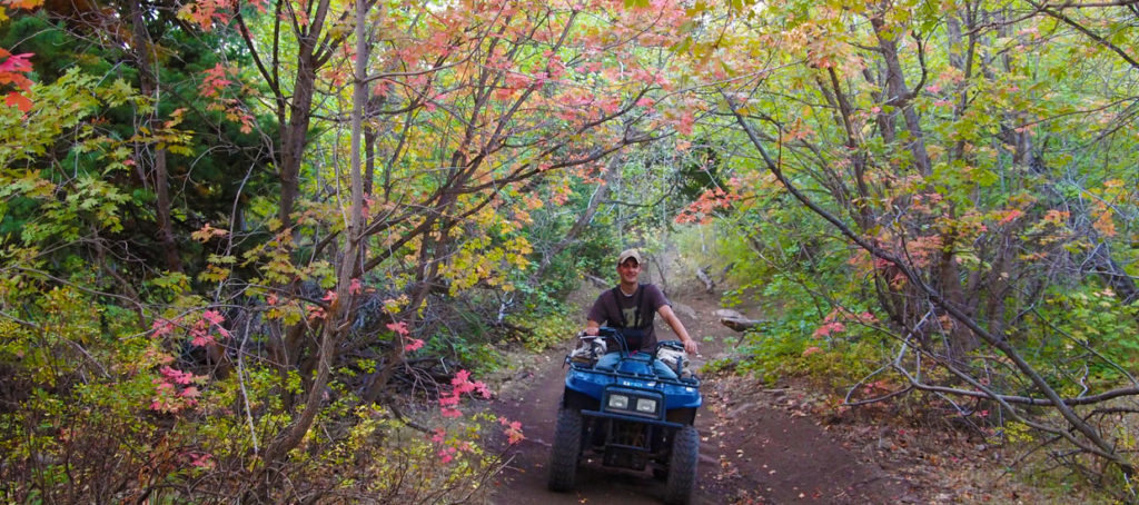 ATV Trails in Southeast Idaho