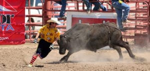 Idaho District 4 High School Rodeo in Pocatello Idaho