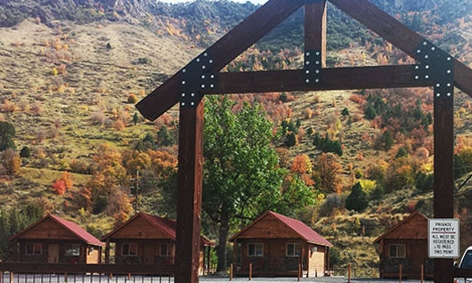 Idaho Lodging and Cabin Rentals
