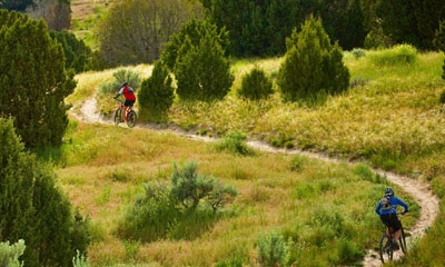 Idaho Mountain Biking and Cycling Trails