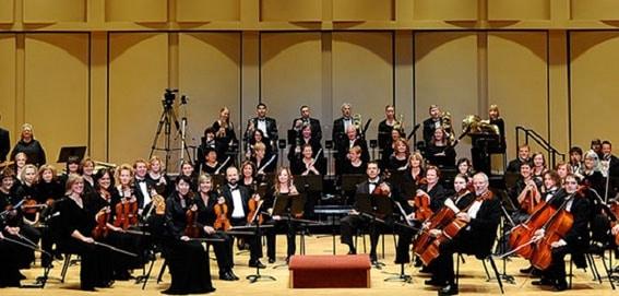 Idaho State Civic Symphony in Pocatello Idaho