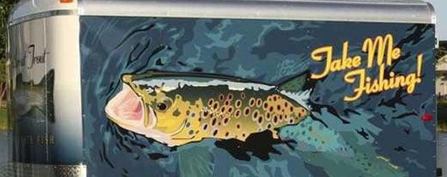 "Idaho Fish and Game's ""Take Me Fishing"" trailers"