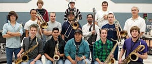 Idaho State University Jazz Band