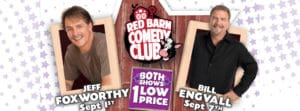 Foxworthy/Engvall Red Barn Comedy at the Eastern Idaho State Fair