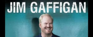 Jim Gaffigan in Pocatello Idaho