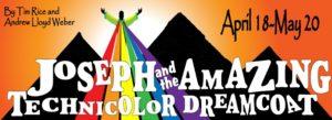 Joseph and the Amazing Technicolor Dreamcoat in Pocatello Idaho