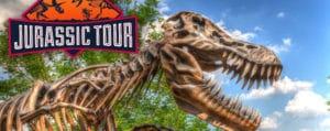 Jurassic Tour at the East Idaho Fairgrounds in Blackfoot Idaho