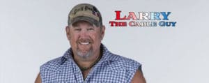 Larry The Cable Guy at the Eastern Idaho Fair
