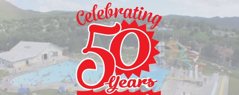 Lava Hot Springs 50th Anniversary Celebration