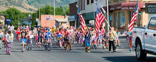 Malad Idaho Independence Day Celebration Parade