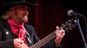 Michael Martin Murphey in Grace Idaho