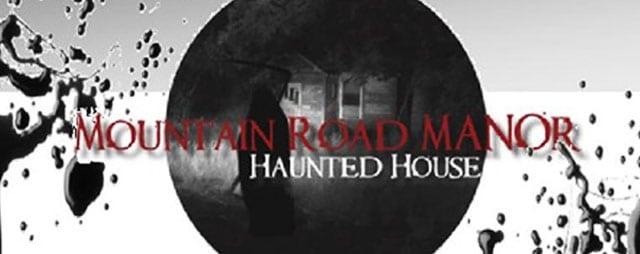 Mountain Road Manor Haunted House in Grace Idaho
