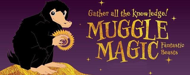 Muggle Magic at the Idaho Museum of Natural History