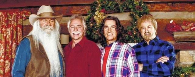 Oak Ridge Boys' Shine the Light Christmas Tour in Pocatello Idaho
