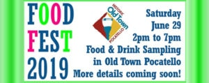 Food Fest in Old Town Pocatello