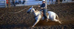 Oneida Cowboy Classic Rodeo in Malad Idaho