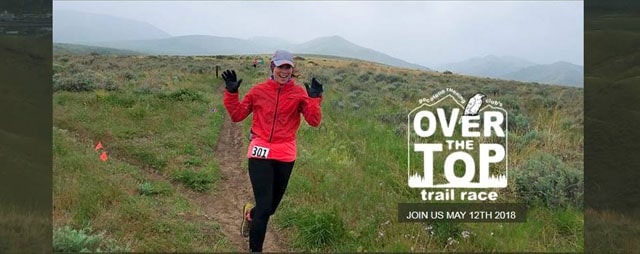 Over the Top Trail Race in Pocatello Idaho