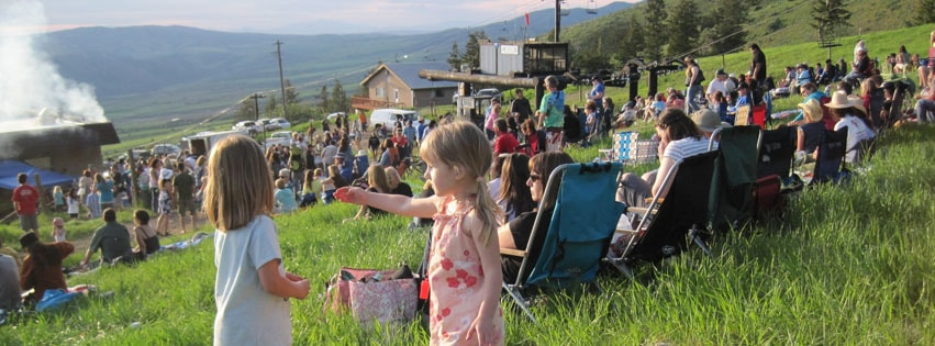 Pebble Creek's annual Wildflower Concert