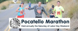 Pocatello marathon in Pocatello Idao