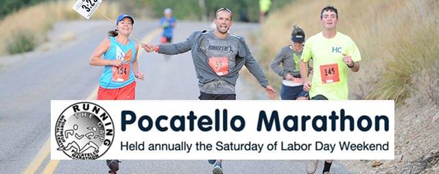 Pocatello marathon in Pocatello Idao