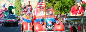 Pocatello 4th of July Parade