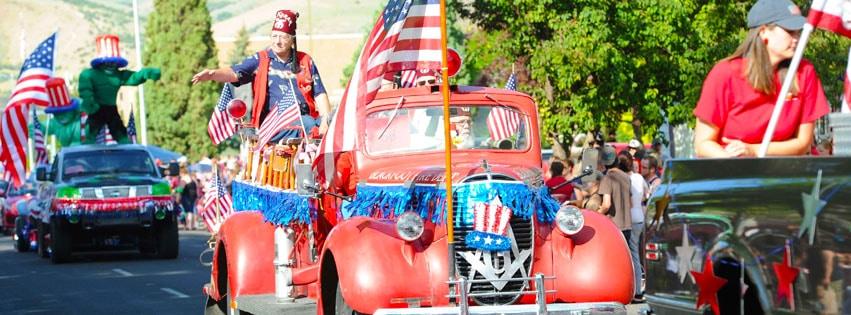 Pocatello 4th of July Parade