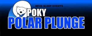 Poky Polar Plunge at The Portneuf Wellness Complex