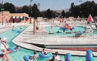 Ross Park Aquatic Complex in Pocatello Idaho