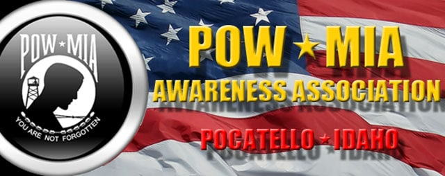 Pow Mia Awareness Association Rally in Pocatello
