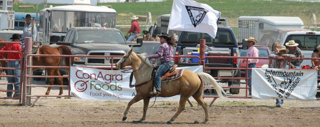 Power County Fair Rodeo in American Falls Idaho