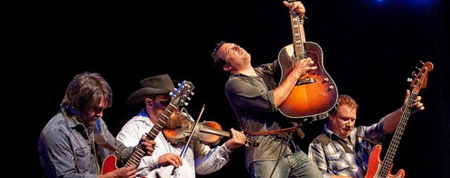 Reckless Kelly at Stephens Performing Arts Center