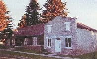Franklin Idaho Relic Hall