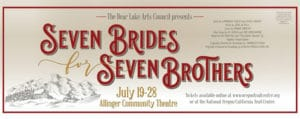 Seven Brides for Seven Brothers in Montpelier Idaho