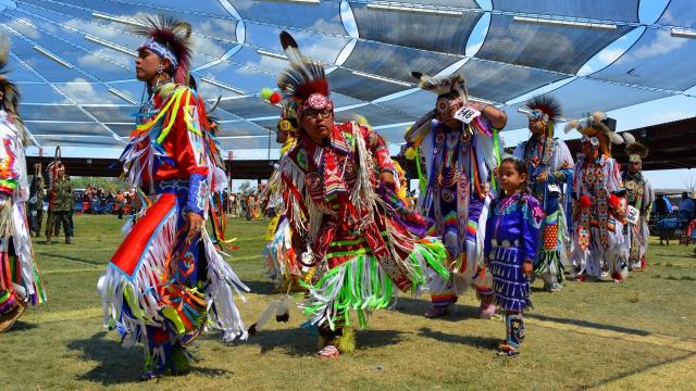 Shoshone-Bannock Indian Festivall