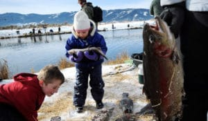 Soda Springs Winter Carnival & Fishing Derby in Idaho