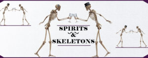 Spirits & Skeletons Fundraiser at Idaho Museum of Natural History