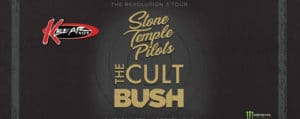 Portneuf Health Trust Amphitheatre‎ Stone Temple Pilots, The Cult, Bush