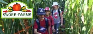 Swore Farms Corn Maze in Pocatello Idaho
