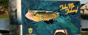 Take Me Fishing Trailer - Idaho Fish and Game in Southeast Idaho