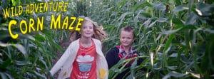 Wild Adventure Corn Maze in Blackfoot Idaho