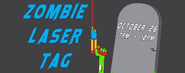 Zombie Laser Tag: IMNH After Dark in Pocatello Idaho