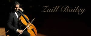 Grammy Award winning Cellist - Zuill Bailiey in Pocatello Idaho